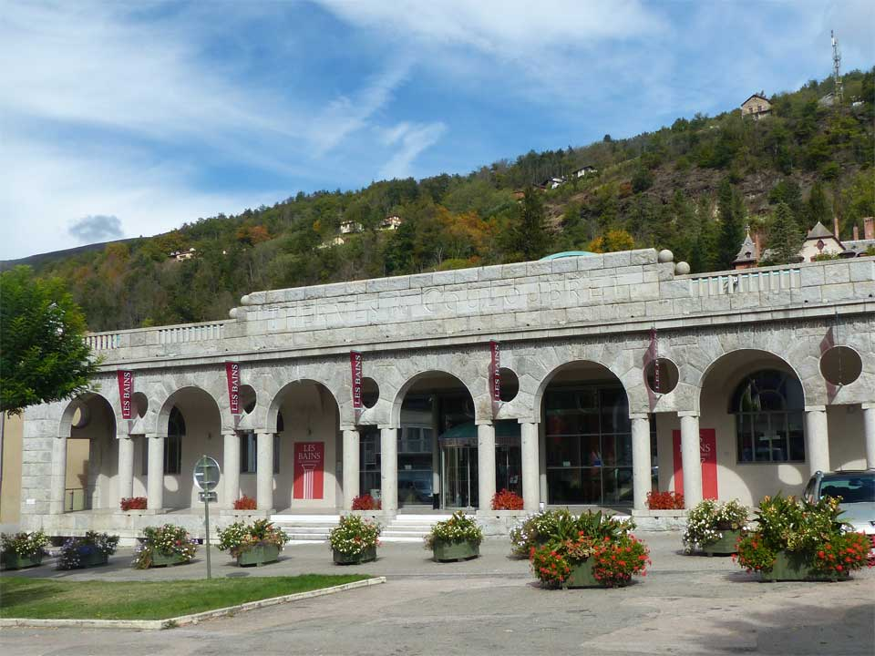 Thermes Ax-les-Thermes