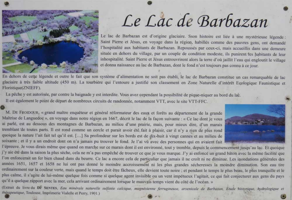 Lac de Barbazan
