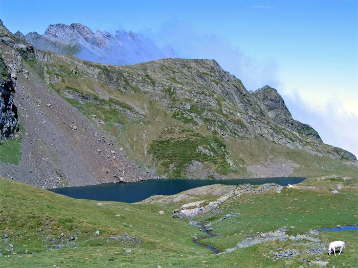 Lac d'Uzious