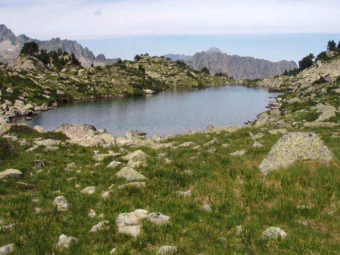 Lacs de La Touyague