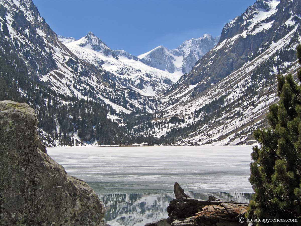 Lake of Gaube Pyrenees