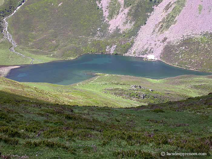 Lac d'Isaby