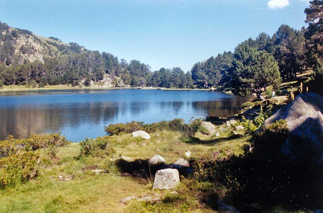 Lac d 39 aude capcir - Petit bassin exterieur saint denis ...