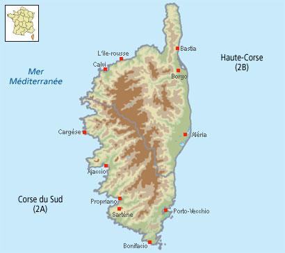 Corse Abritel Carte Locations Depot Ou Recherche