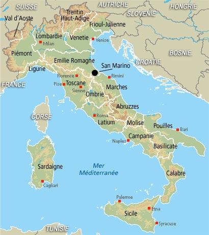 Location Appartement Pouilles Italie