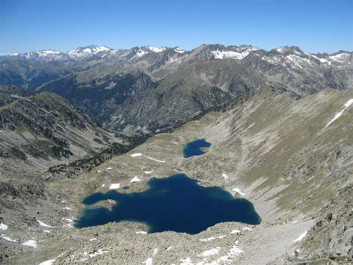 Estany Major de Morrano