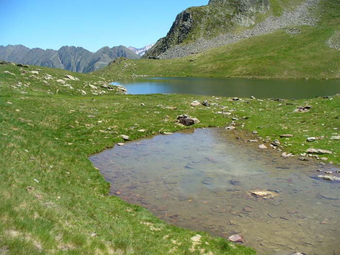 Estany del Diable